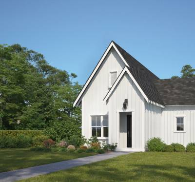 Fox Run Lot 107 - Model Home - Duette 1